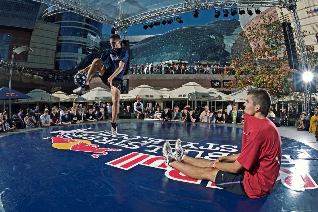 Red Bull Street Style w Warszawie