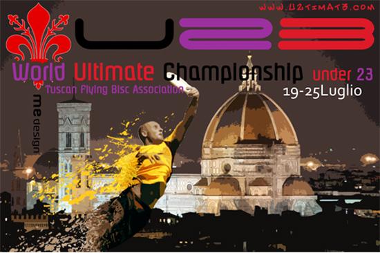 World Under 23 Ultimate Frisbee Championships