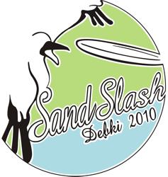 Frisbee - SandSlash 2010