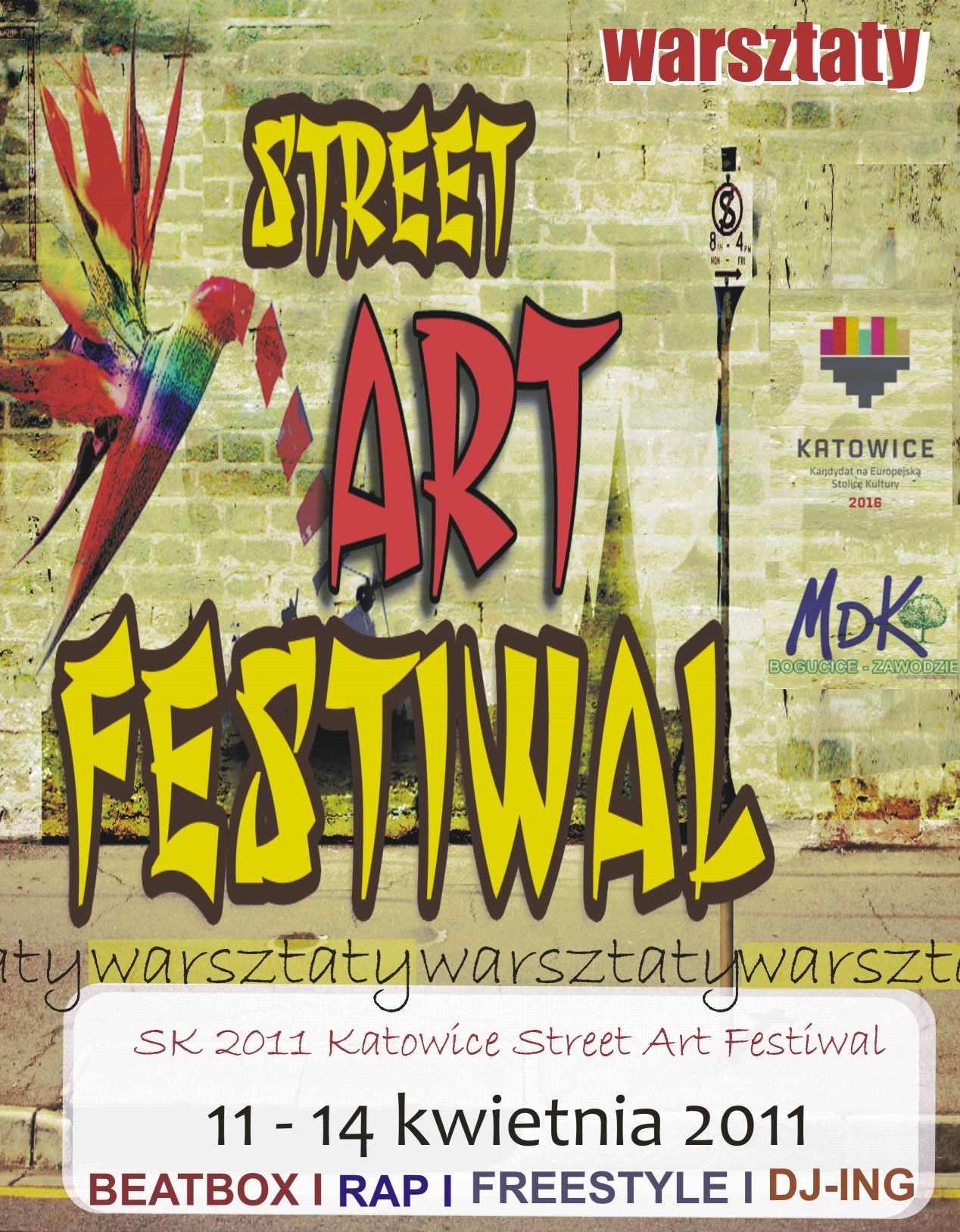 Street Art Festival Katowice