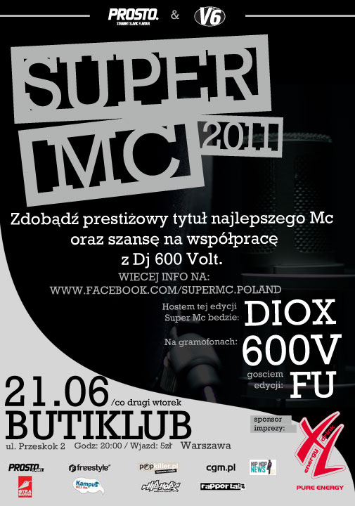 Finał Super MC 2011
