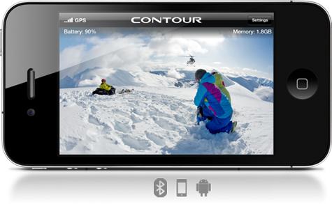 Contour mobile