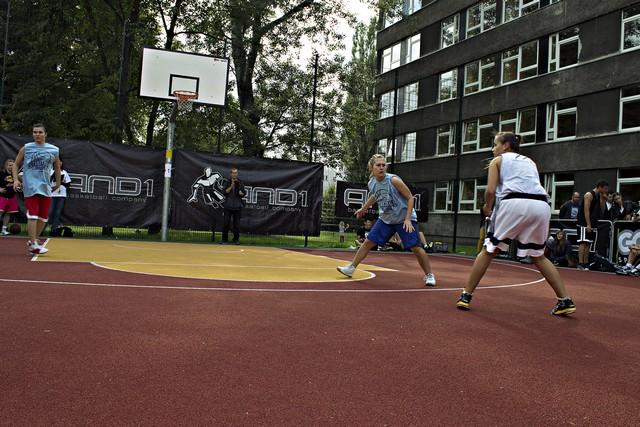 And1 Basket Tour w Krakowie