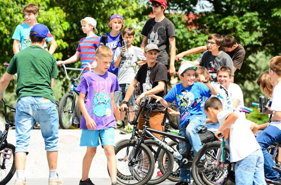 AveBmx Tour 2012 Białystok 1