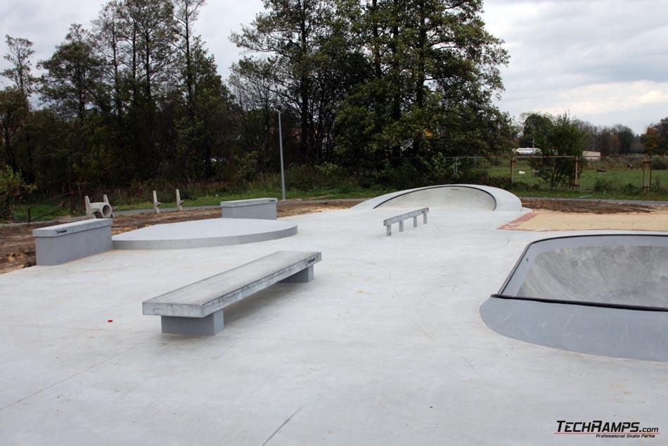 Skatepark Turośń Kościelna