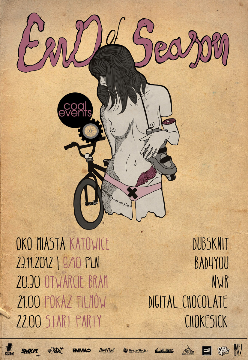 Coal Events - End Of Season 2 @ Oko Miasta Katowice