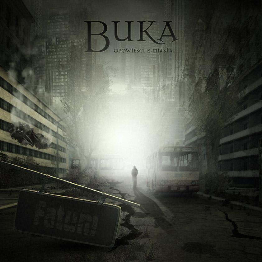 """""""Opowieści z miasta Fatum"""" Buka"""