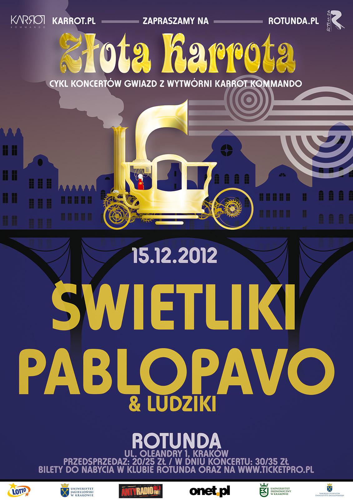 Świetliki oraz Pablopavo&Ludziki