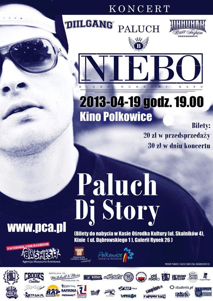 Koncert Palucha w Polkowicach