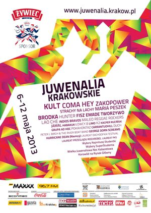 Juwenalia Krakowskie - Pokahontaz / Fisz Emade Tworzywo - Hip-hop pod Żaczkiem
