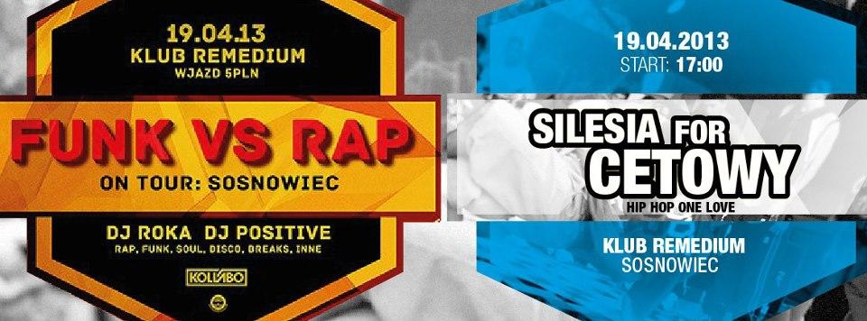 Funk Vs Rap On Tour : Sosnowiec