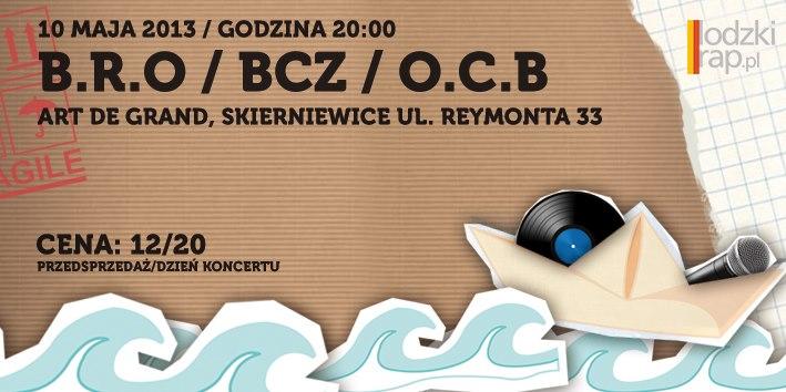 lodzkirap.pl prezentuje: B.R.O - SKIERNIEWICE!