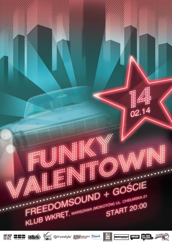 Funky ValenTown