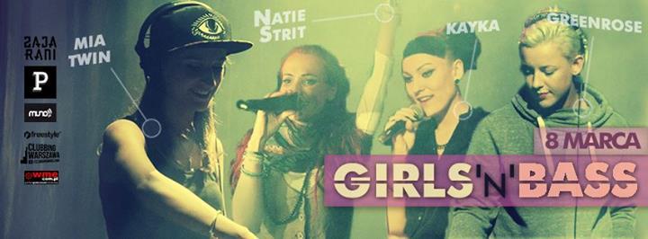 GIRLS'n'BASS