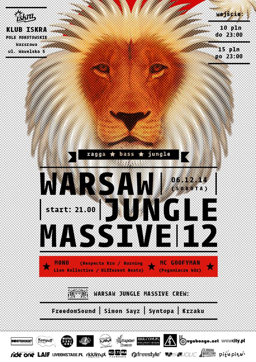 Warsaw Jungle Massive 12 - Boat Town Edition