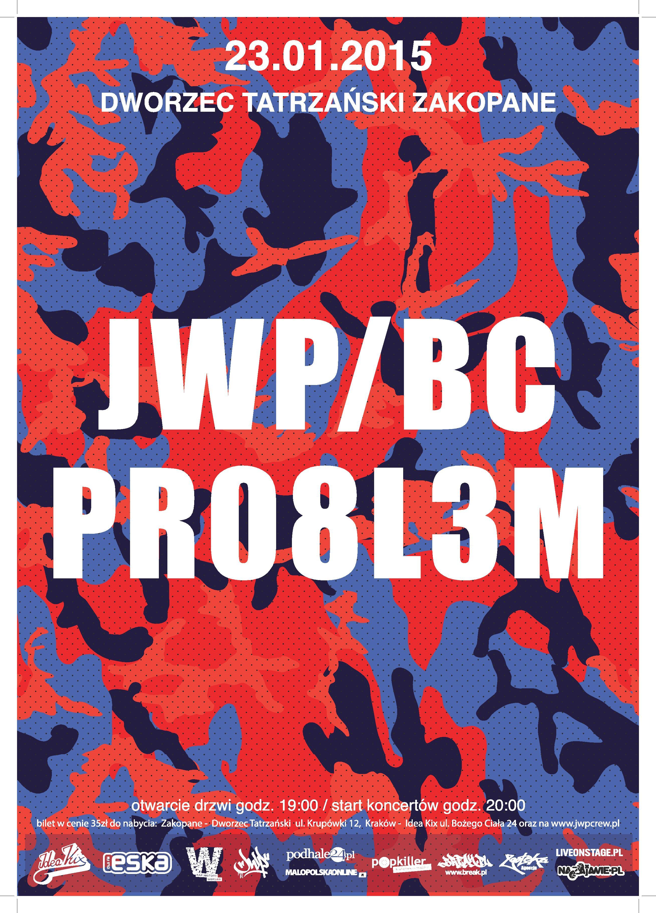 JWP/BC & PRO8L3M W ZAKOPANEM!