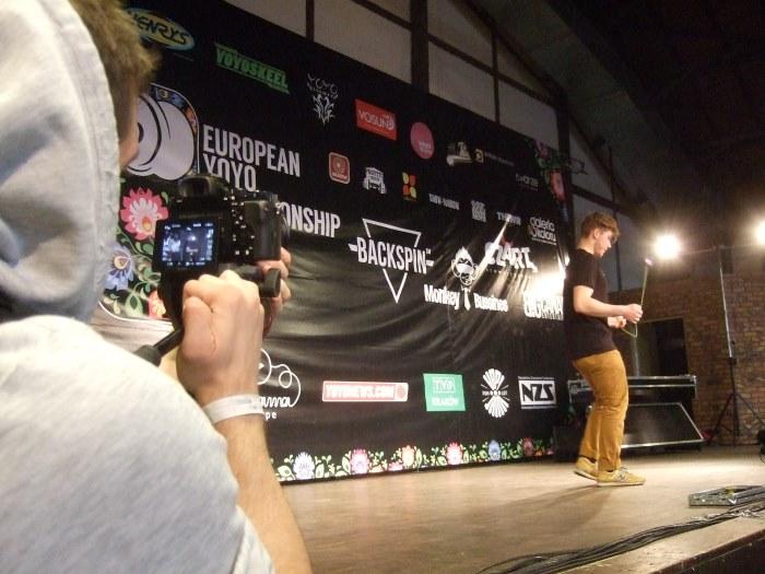 European Yoyo Championship 2015