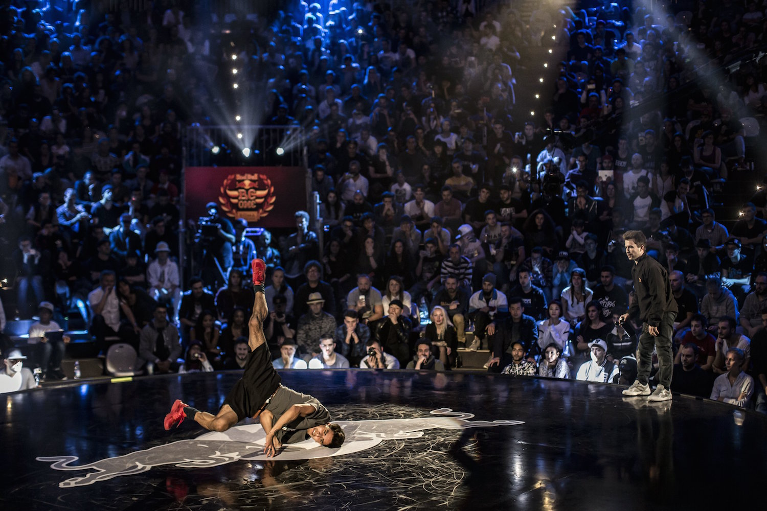 Red Bull BC One World Final in Rome 2015