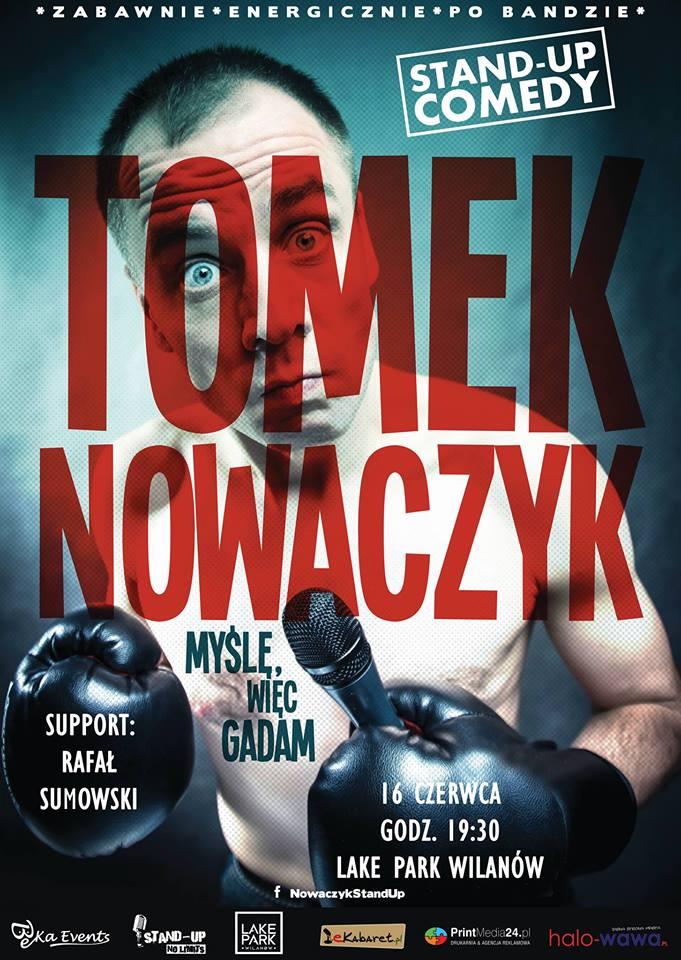 Stand up Tomek Nowaczyk