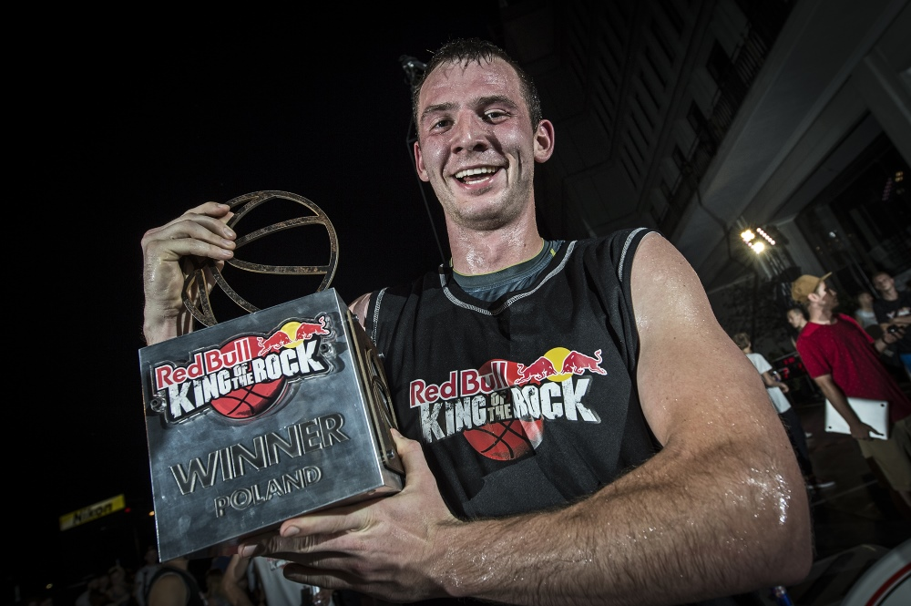 Red Bull King of the Rock - Warszawa
