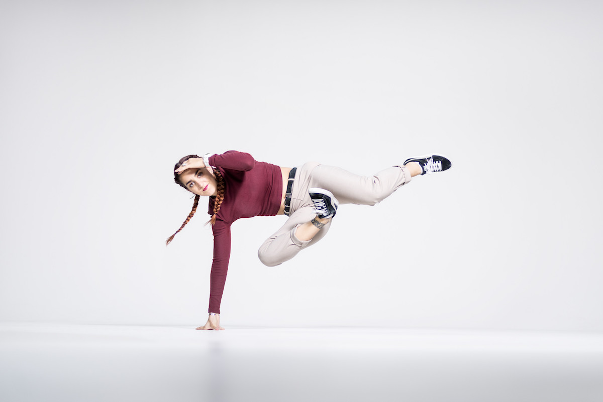 Funky J-Red Bull Dance Connect