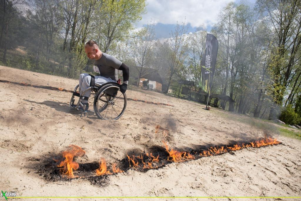 Wheelmageddon – pierwszy terenowy wyścig na wózkach!