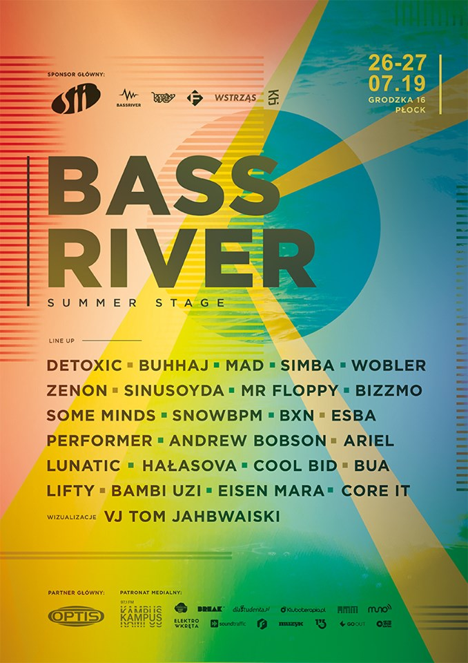 Bassriver Summer Stage 2019