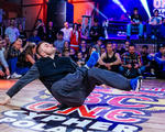 B-Boy Kostek na Red Bull BC One Poland Cypher 2018