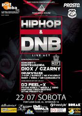 HipHop & DNB live act