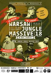 Warsaw Jungle Massive 18 - B-Day Edition