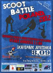 Scoot Battle Poland 2012