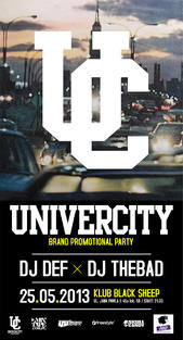 Univercity Brand Promotional Party