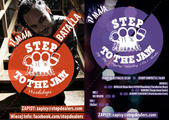 STEP TO THE JAM workshops - Batalla (DOPE ROC) // STEP TO THE JAM club edition - HIPHOP / POPPING / WAACKING @kl 11.05 Warszawa: