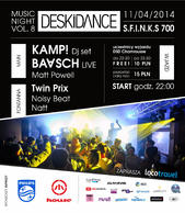DESKIDANCE Music Night vol.8
