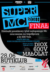 Finał Super MC 2011