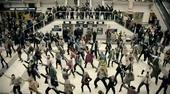 Taniec flash mob