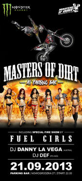 MASTERS OF DIRT @ Parking Bar