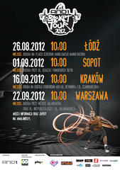 AND1 BASKET TOUR 2012