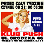 piatkowe Party Push'owe