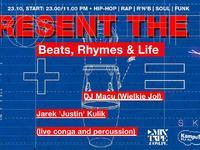 We dedicate Wednesday NITE::: to the black vibes: Hip-Hop, Rap, R'n'B, Funk & Soul.