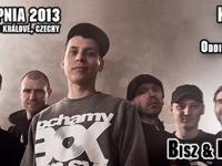 Bisz & B.O.K na Hip-Hop Kempie 2013