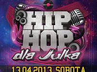 13.04 Darłowo: koncert charytatywny Hip-Hop dla Julka