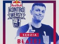 Red Bull KontroWersy - Błażej Krajewski