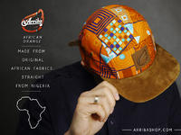 5Panels in African style