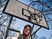 """Wywiad z Emilem """"Slashem"""" Olszewskim (DIILGANG) przed meczem gwiazd Polskiej Ligi Koszykówki."""