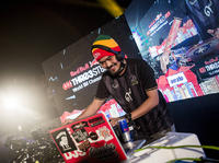 Red Bull Thre3Style 2016 World Final - Santiago, Chile - Bomber Selecta