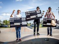Stare Babice BMX Challenge 2016 - zwycięzcy