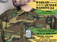 Warsaw Jungle Massive #34 - Local Na Mokotowie