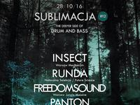 Sublimacja #12: The Deeper Side Of DRUM AND BASS