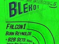 18.05 Warszawa: Keep On Searchin' Vol.5 @ BarKa x Blekot x Falcon1 x Burn Reynolds + B2B Sets + Vinyl Bombing